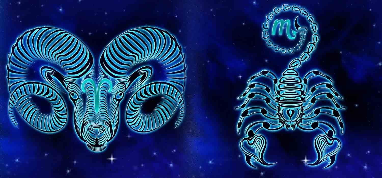 Combinação de signos – Áries e Escorpião. Foto: Pixabay