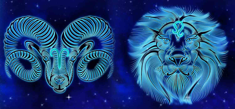Combinação de signos – Áries e Leão . Foto: Pixabay