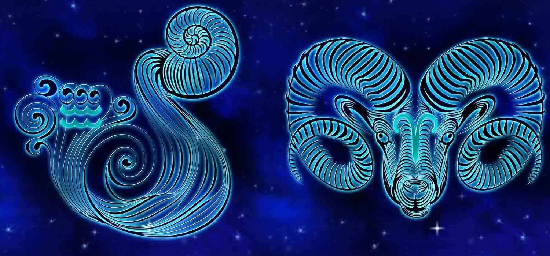 Combinação de signos – Aquário e Áries . Foto: Pixabay