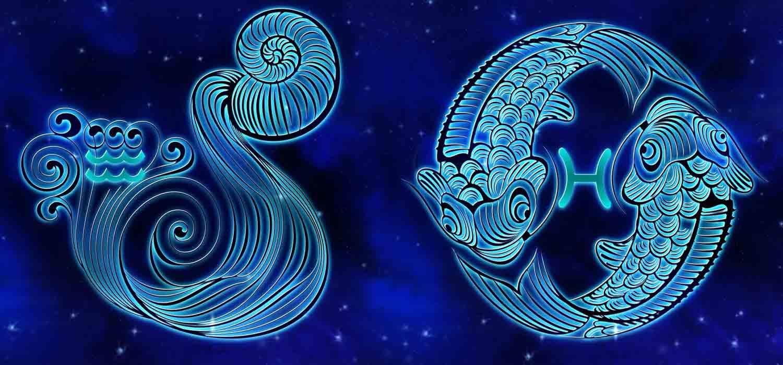 Combinação de signos – Aquário e Peixes. Foto: Pixabay