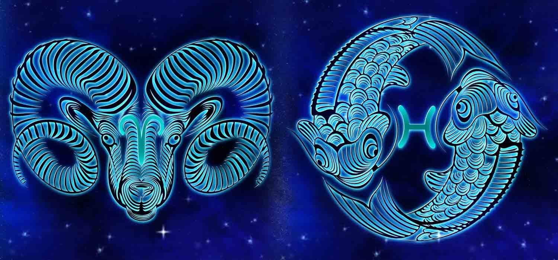Combinação de signos – Áries e Peixes. Foto: Pixabay