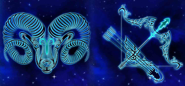 Combinação de signos – Áries e Sagitário. Foto: Pixabay