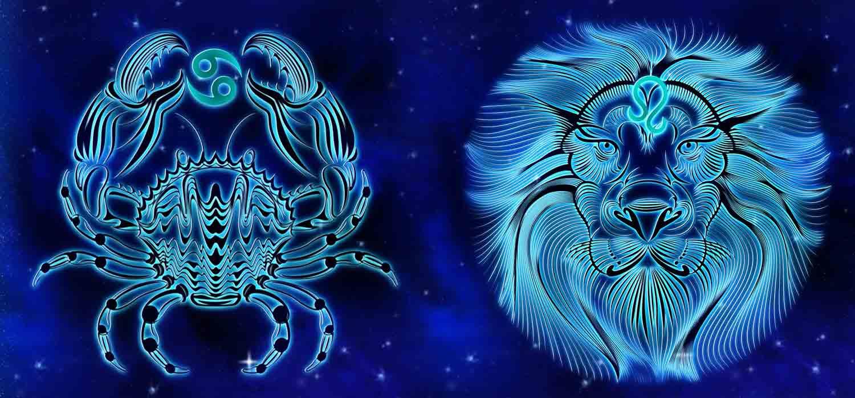 Combinação de signos – Câncer e Leão . Foto: Pixabay