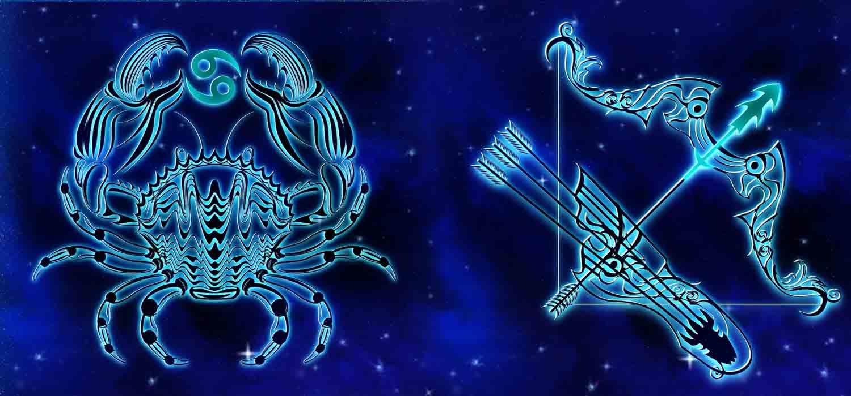 Combinação de signos – Câncer e Sagitário. Foto: Pixabay