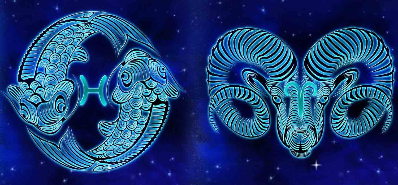 Combinação de signos – Peixes e Áries . Foto: Pixabay