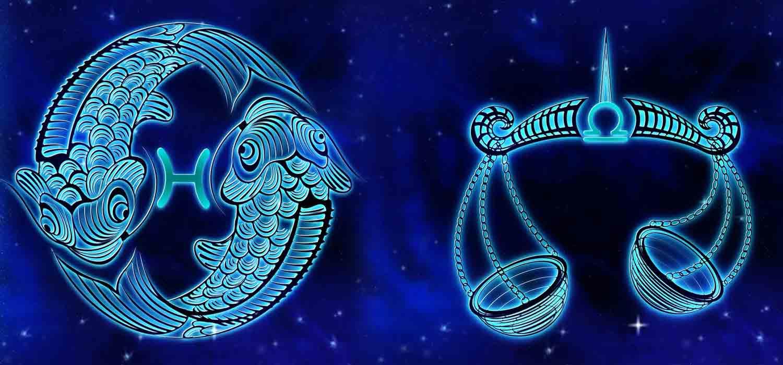Combinação de signos – Peixes e Libra. Foto: Pixabay